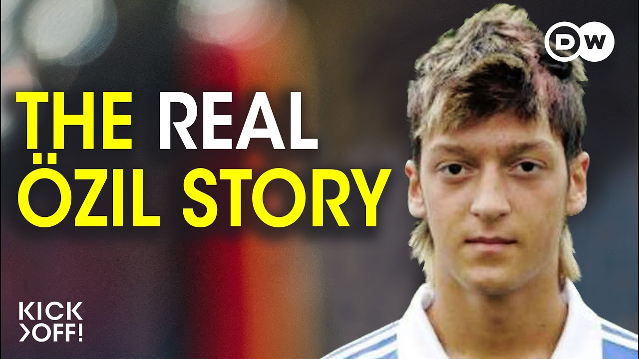 WHY is Özil the most polarizing player in football?   THE REAL MESUT ÖZIL STORY