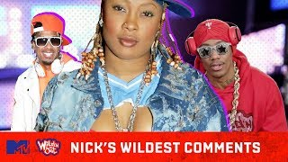 Nick Cannon Claps Back at Fans 😂 | Wild 'N Out | #WildestComments