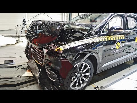 2016 Audi Q7 Crash Test