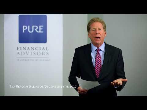 Tax Reform: The Final Republican Tax Bill