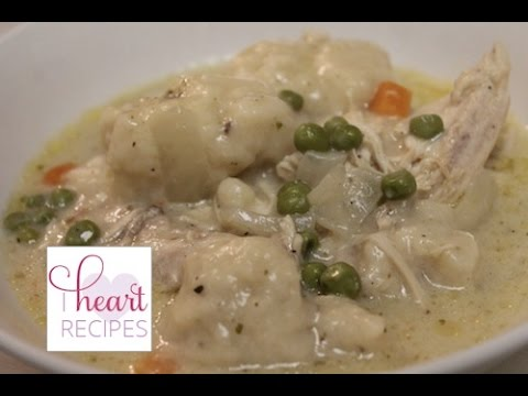 How to make Chicken and Dumplings - I Heart Recipes