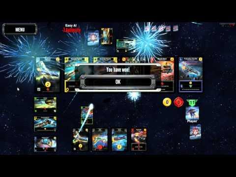 Star Realms, an insanely addictive deck-builder