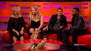 John Boyega and Goldie Hawn Swap Awkward Date Stories | The Graham Norton Show