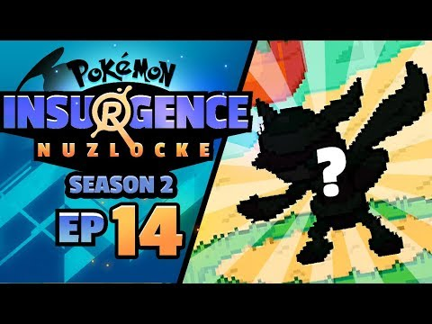 CAN YOU GUESS WHAT POKÉMON THIS IS? - Pokémon Insurgence Nuzlocke (Episode 14)