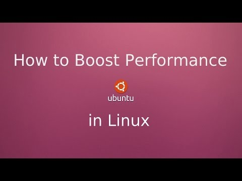 How to Boost Performance in Linux by @Tech_Compass