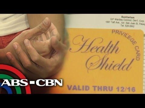 Fake Health Card