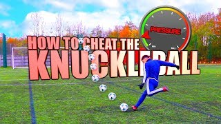 HOW TO CHEAT THE KNUCKLEBALL!
