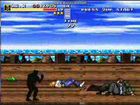 SORRV5Mod: Donkey Kong 1/8