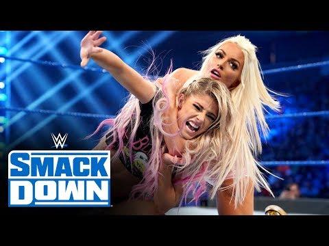 Xxx Mp4 Alexa Bliss Vs Mandy Rose SmackDown Jan 10 2020 3gp Sex