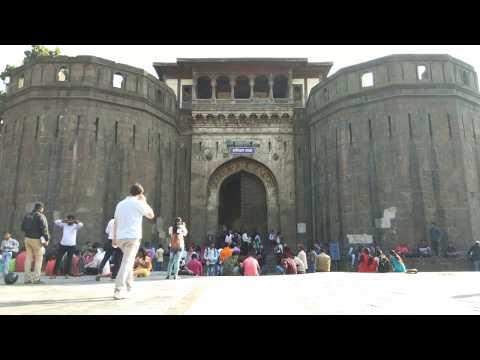 Shaniwar Wada Gate Time Lapse