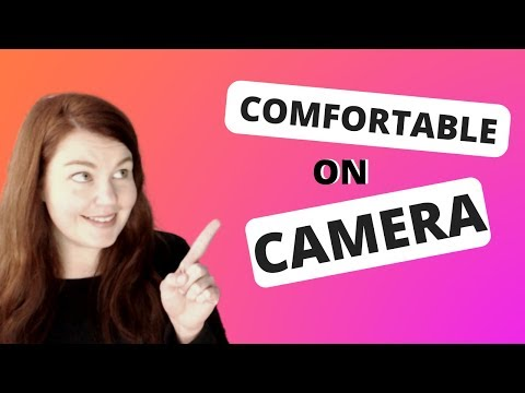 How to Get Comfortable with Creating Video Content