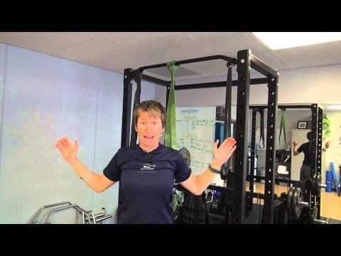 Athlete Training London, Ontario: Chin Up Variations