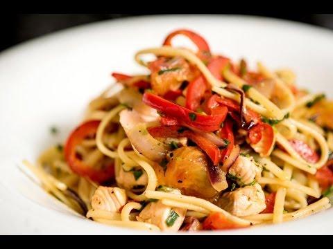 Pasta salad recipe easy italian dressing