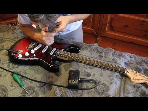 Perfect stratocaster guitar intonation | Get perfect guitar intonation