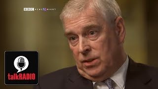 Prince Andrew answers Jeffrey Epstein questions | General Election: Parties focus on business