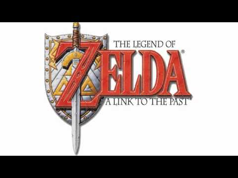 Lost Woods -  A Link To The Past (extended)