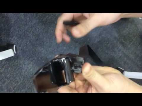 Whippy how to remove reversible buckle