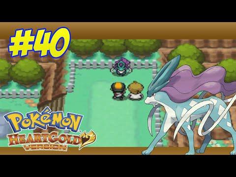 Guida Pokémon Heart Gold parte 40 - La Cattura di Suicune