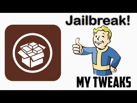 Jailbreak tweaks I use on my iPod Touch 2017