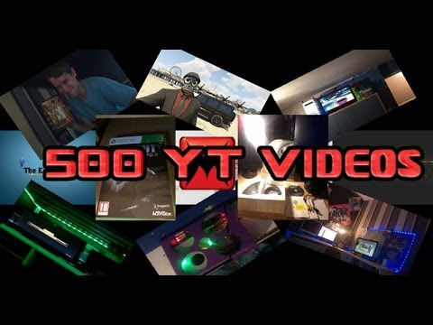 The Excel Gaming - 500th Videos Video Special - THANKYOU...