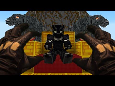 REALISTIC MINECRAFT - Black Panther / Marvel Avenger