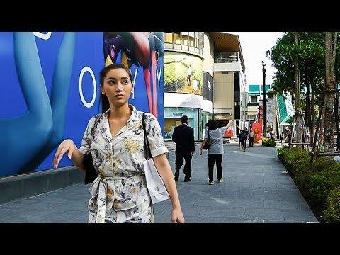Bangkok Walk Around - Pratunam and Siam District