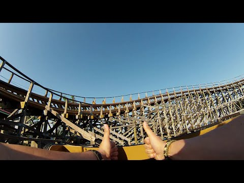 GoPro The Bullet Rollercoaster Experience