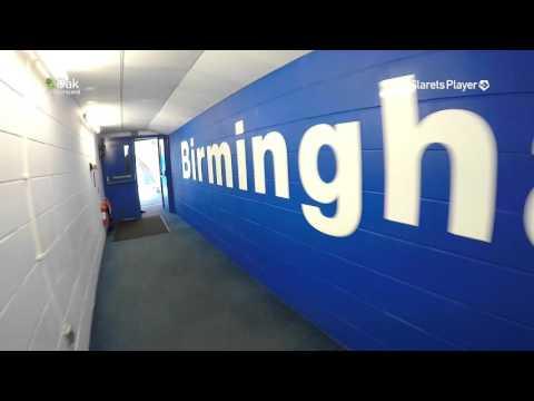 THE WALK | Birmingham City