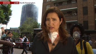 Grenfell Tower Fire: BBC London News Lunchtime full bulletin - 14-6-2017