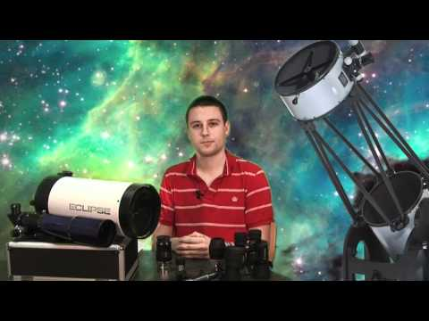 Sky at Night Magazine Vodcast Episode 26 - Buying your first telescope