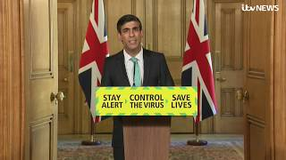 Live: Chancellor Rishi Sunak leads the daily government coronavirus briefing - May 29 | ITV News