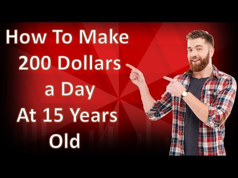 How To Make 200 Dollars a Day   $176 In 20 Minutes ✅