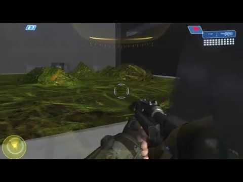 Halo Custom Edition - Total ODST WEIRDNESS (Yelo Map)
