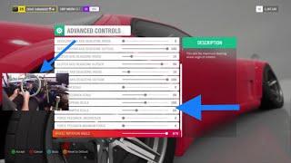 forza horizon 4 steering wheel settings Videos - 9tube tv