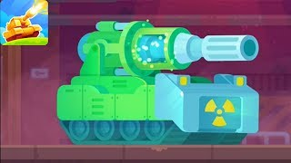 Tank Stars - Gameplay Walkthrough Part 48 - Tournaments Legendary Only Atomic Tank (ios,android)