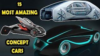 भविष्य की 15 सबसे नायाब कारें, देखकर उड़ जायेंगे आपके होश | Future Concept Cars