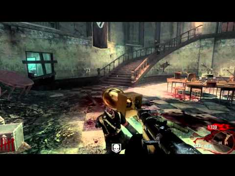 Truco Call of Duty black ops zombies nazis kino der toten