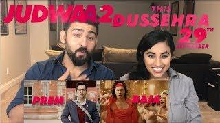 Judwaa 2 Trailer Reaction | Varun, Tapsee, Jacquelin Reaction by RajDeep