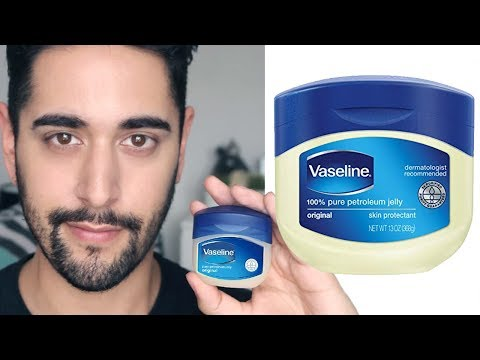 10 Ways To Use Vaseline (Product tips, how to and review 2016) ✖ James Welsh