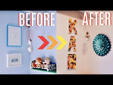 My Bedroom Makeover | Complete Before & After