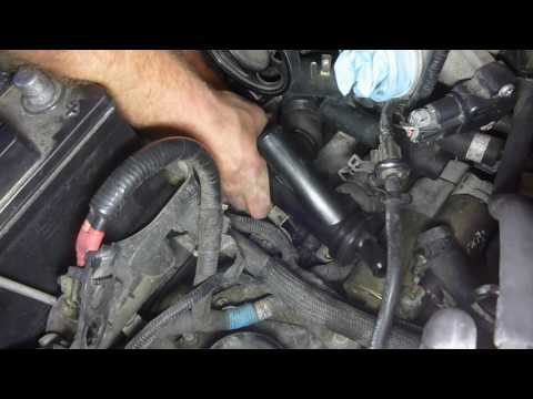 FORD ESCAPE THERMOSTAT & HOUSING REPLACEMENT