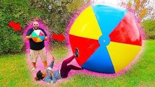 8 Magic Tricks with Balls!