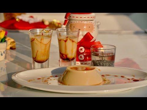 NO BAKE -EGGLESS- CARAMEL MILK  PUDDING||New Year Special Eggless Caramel Custard ||Ep:268