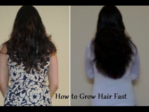 How to Grow Hair Fast Naturally (In 2 Weeks)
