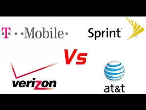 Which mobile carrier is the best?
