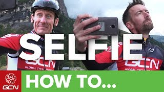 How To Take A Selfie   GCN