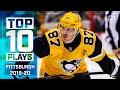 Top 10 Penguins Plays Of 2019 20 Thus Far NHL