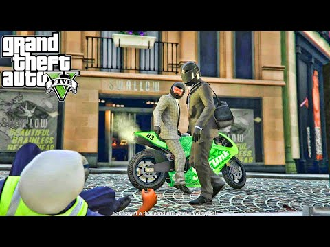 GTA 5 REAL LIFE MOD - PART 102 (GTA 5 REAL LIFE PC MOD