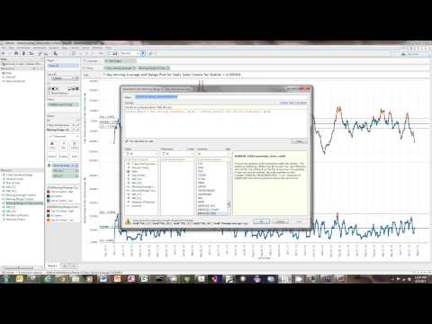 Using Tableau to Create Moving Average and Moving Range Charts