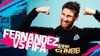 Who Is The Strongest Player At Newcastle United?   Federico Fernandez Vs Fifa 19 🔥🔥🔥